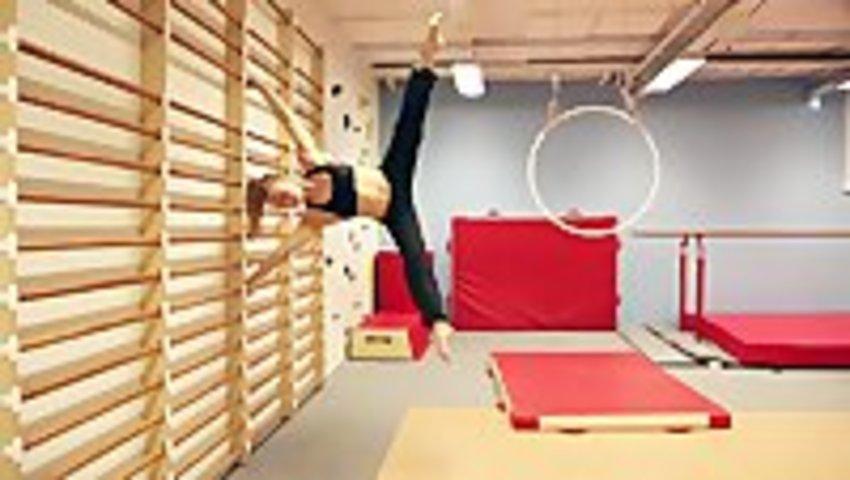 World Pole Dance Champion's Exercise