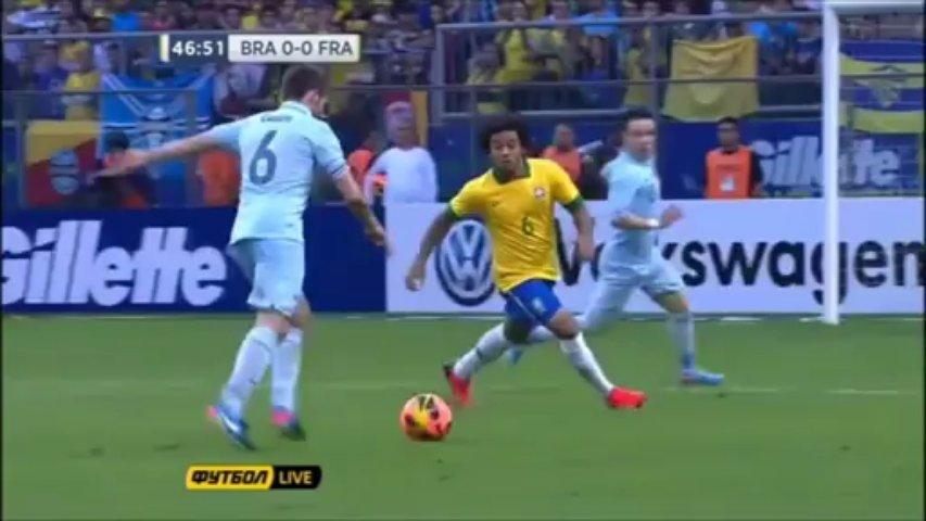 [FutbolHD.ru] Brazil 3-0 France / ALL GOALS
