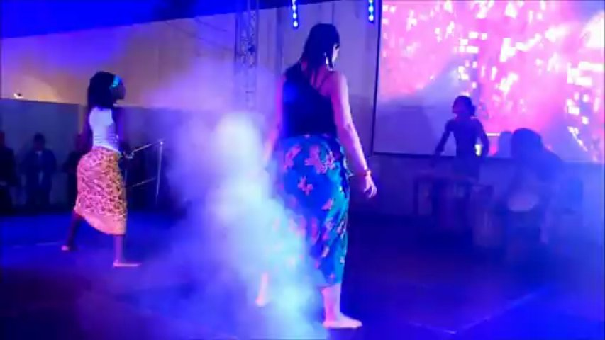 [EROTRENDS 2013 WARSAW] MAPOUKA DANCE
