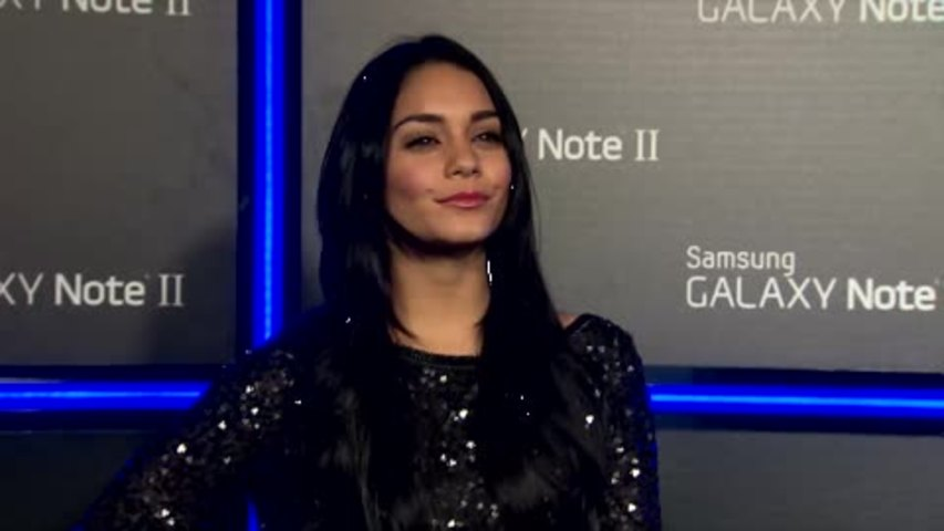 Vanessa Hudgens Strips and Pole Dances in New Movie