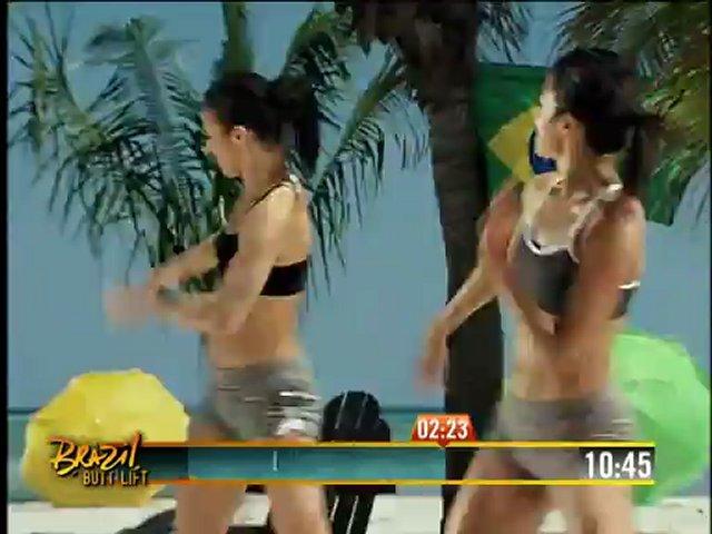 Brazil Butt Lift – Cardio Axe