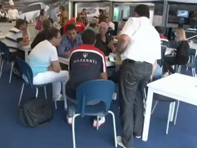 Wins for Sernagiotto and Kuppens at Portimao of the Maserati Trofeo MC World Series