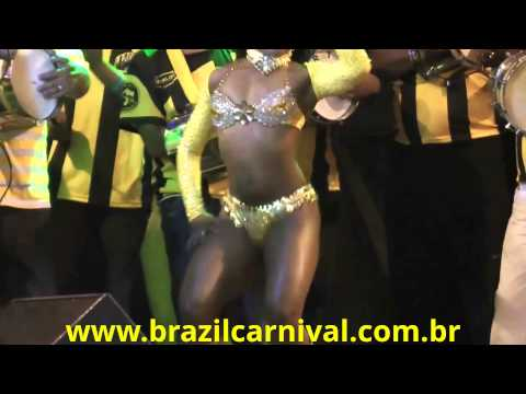 Carnavales del Rio 2013 Bailarinas de Samba Dancers Brazil Dance Rio Carnival