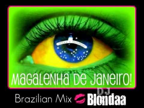 ♪♫  Madalenha Vs Samba De Janeiro [Brazilian Mix] – DJ Blondaa ♪♫