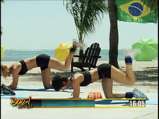 Brazil Butt Lift – High & Tight