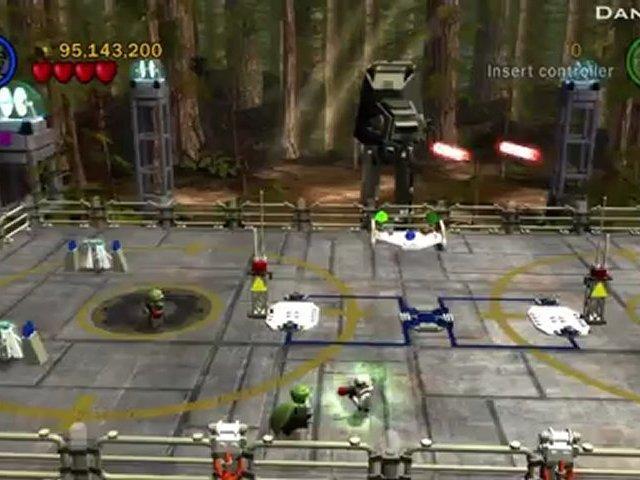 Lego Star Wars: The Complete Saga – Walkthrough – Part 21 – Wookie Lap Dance