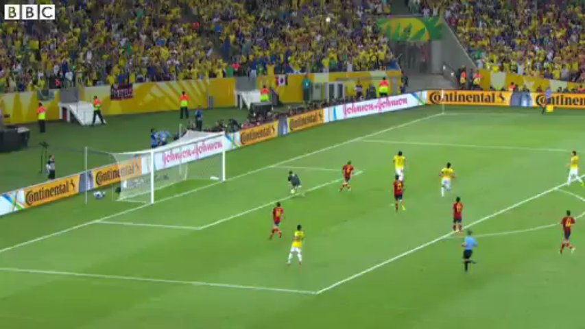 Brazil 3-0 Spain Highlights Confeds Cup Final