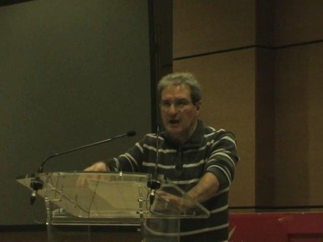 Front de Gauche Villeurbanne – Cantonales 2011 – Meeting 5/6 Armand Creus