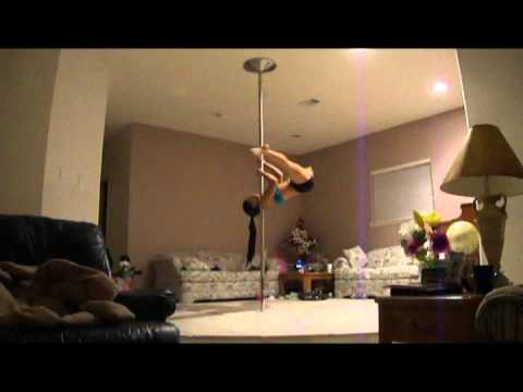 Pole Dance to Adele Dubstep