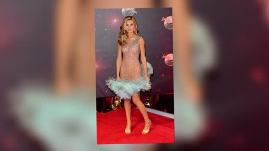 Abbey Crouch Sparkles at Strictly Come Dancing Launch Night