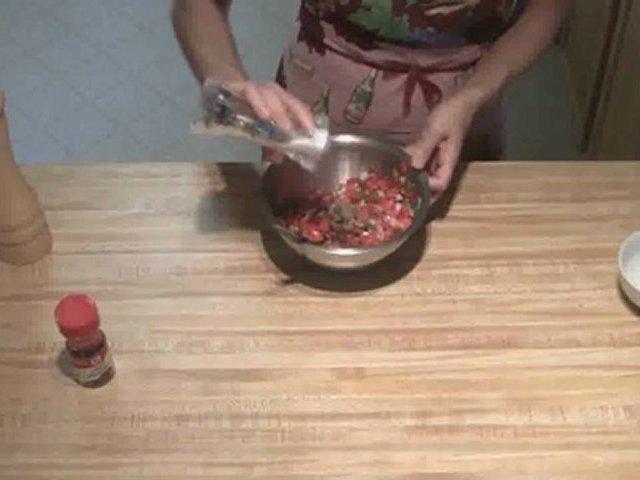 Homemade Salsa part 2