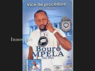 Bouro Mpela- Regret D'amour (Congo'08)