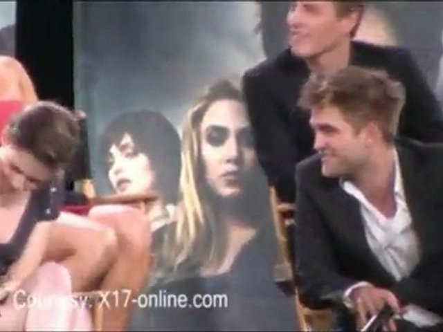Kristen's Dirty Lap Dance for Robert Pattinson