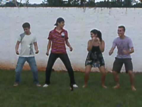 Dança do Créu – Niver do Pietro [Wolverine] .. Anderson, Ozeias, Josiane e Cleiton…