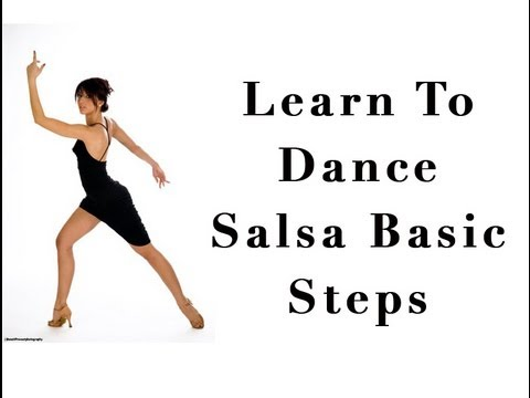 Learn to Dance – Salsa Basic Steps & Bonus Demo Dance