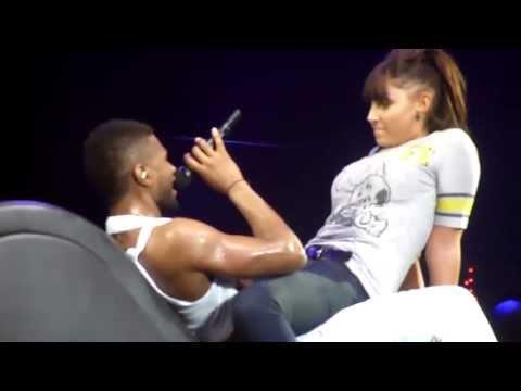 Usher – Lap Dance live Performance