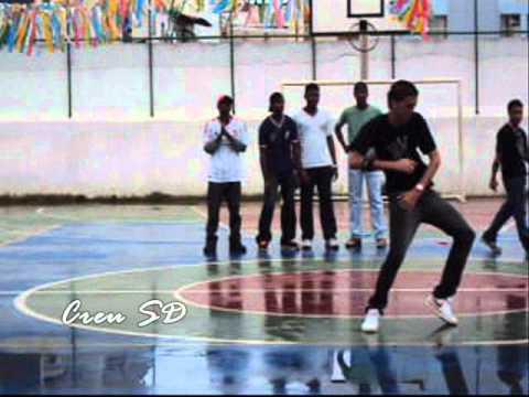 Creu SD Freestyle in Romulo Almeida