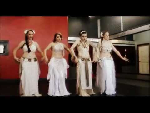 Tribal Fusion Belly Dance Choreography by Jolie Roberson, Beats Antique – Revival