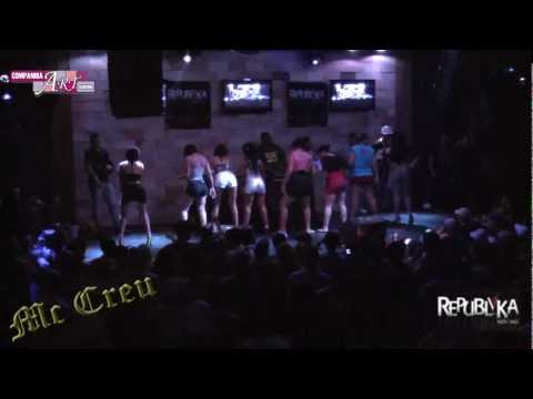 SHOW MC CREU – HD – PARTE 04 – REPUBLIKA MUSIC HALL – COMPANHIA ART SHOW