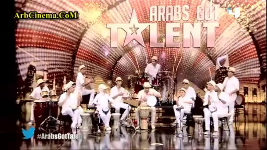 الحلقة الثالثة عرب جوت تالنت الموسم الثالث كاملة Arabs Got Talent 2013