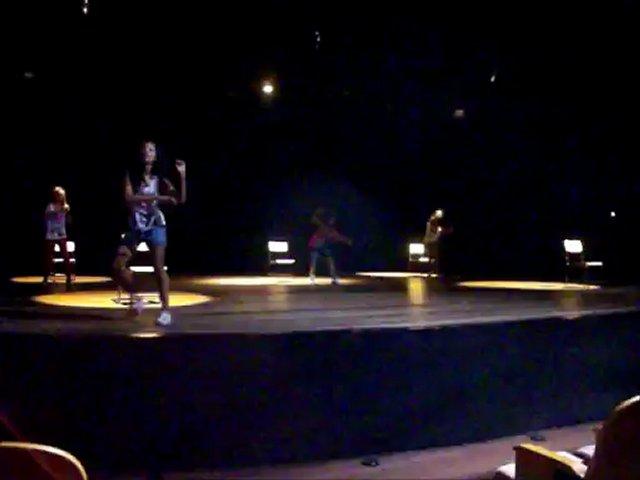 Mostra Estudantil de dança, segundo dia, 13-09-2012