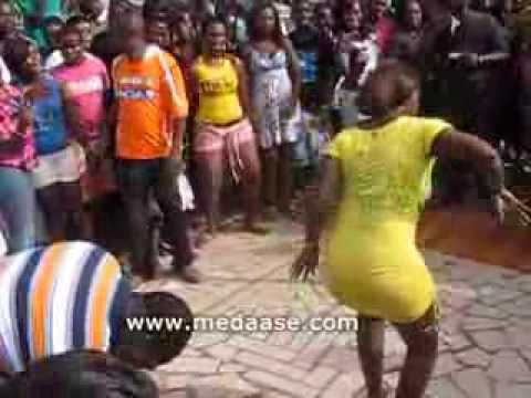 Azonto – Akayida – Mapouka  dance competition