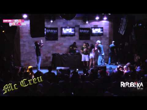 SHOW MC CREU – HD – PARTE 05 – REPUBLIKA MUSIC HALL – COMPANHIA ART SHOW