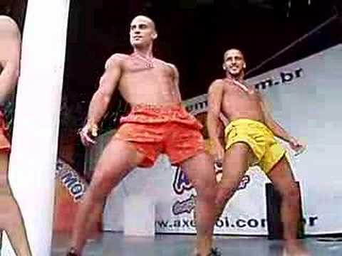Dança do Crew com Rafael