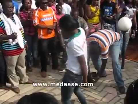 Azonto   Akayida   Mapouka dance competition