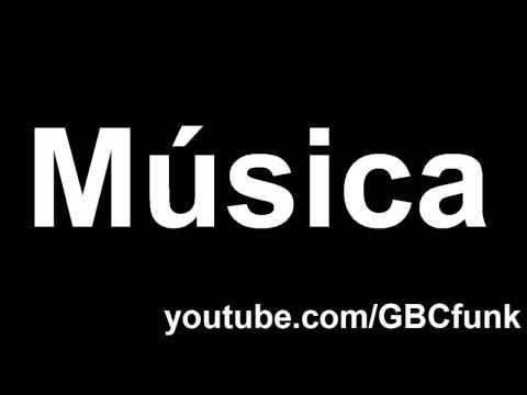 Mc Créu – DJ Controla sua Bunda ♫ (Lançamento 2013)