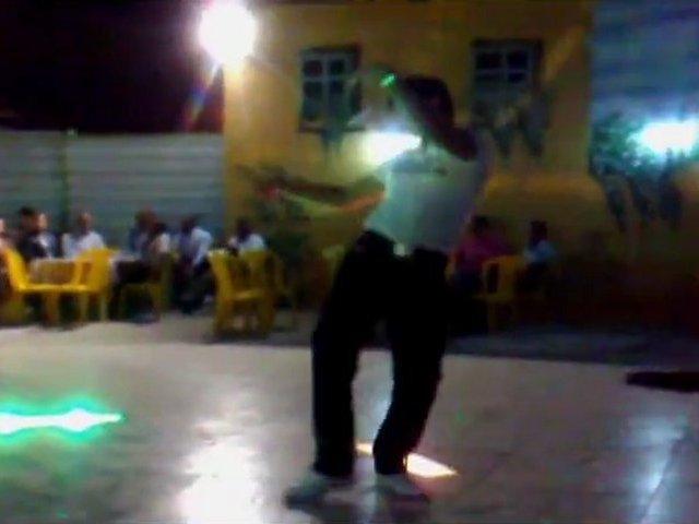 Mohammad Arabic Oriental Belly dance 2