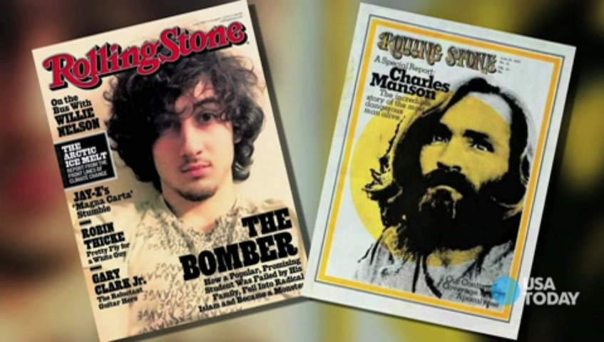 What do Charles Manson and the Boston bomber have in common? | USA NOW video