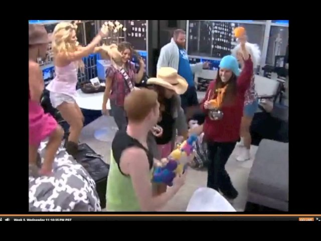 Big Brother 15 Harlem Shake (Bedroom Edition)