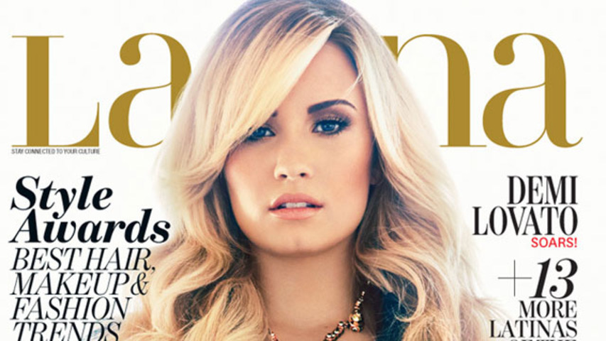 Demi Lovato Gets Personal With Latina Magazine