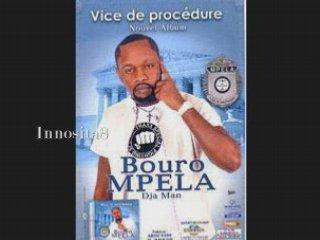 Bouro Mpela- Kwiti Ya Lotoko (*brand new 08*)