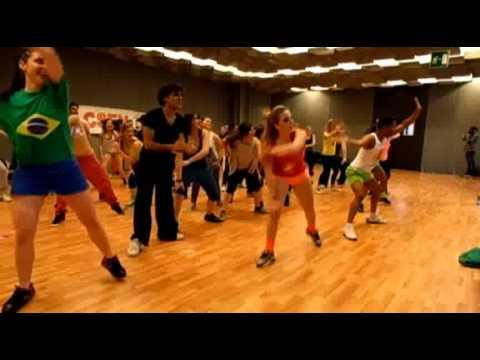 Danza Creu – Mc Creu – Danza In Fiera 2013 – Lambaerobica