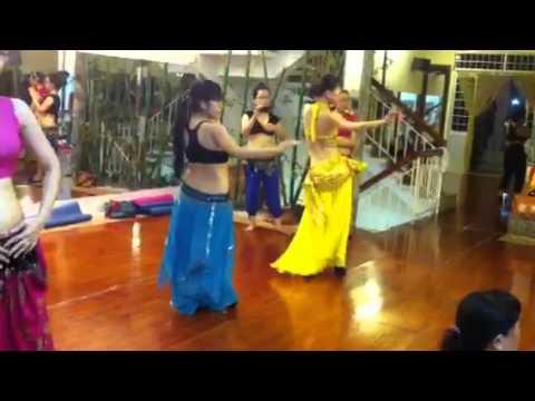 Belly dance Vung Tau – Drama Queen