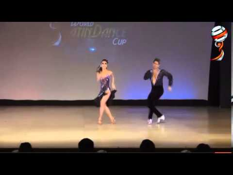 Carine Moraes e Rafael Barros – Final World Salsa Dance Cup 2013
