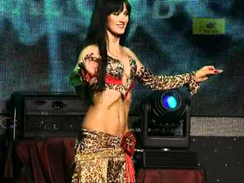 """1st place in competition """"Queen of the Pyramid"""" 2010. Bellydancer Dovile from Lithuania (Kaunas)"""