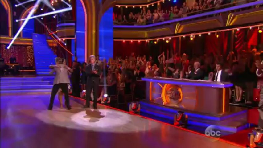 Amber and Derek – Cha Cha Cha – Dancing with the Stars