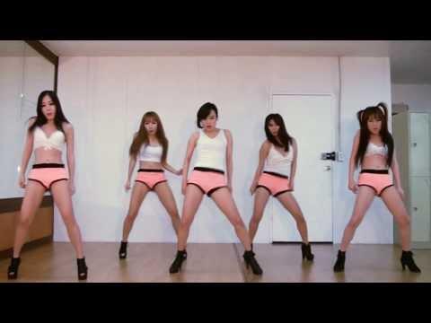 Twerking Waveya – Ain't a party David Guetta sexy dance