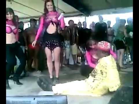 Table Dance Brazil Style