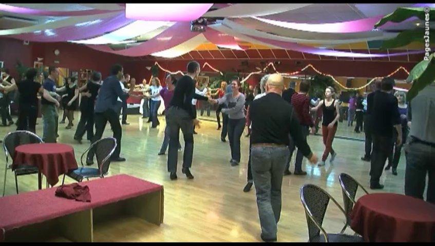 Cours Salsa Rock à Clermont Ferrand avec Ettels Dance World