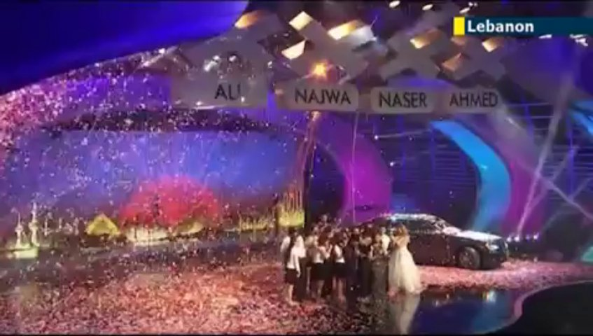 Syrian dancers take top Arab talent show prize (Low)