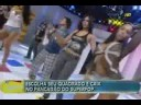 Dança do quadrado com mulher melão, mulher jaca, moranguinho, mc créu etc
