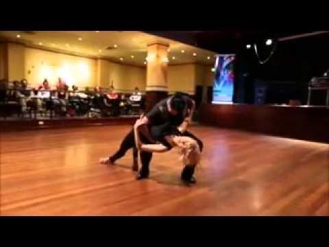 Sydney's Best Salsa Social Dancer – Finals 2013