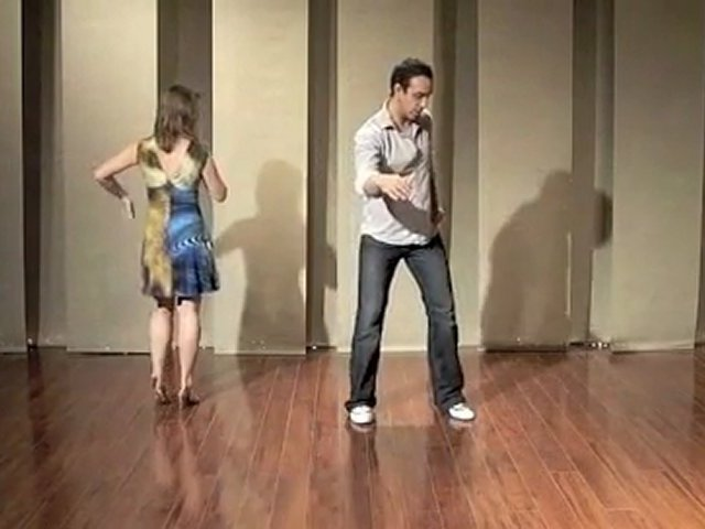 Follows Shines Footwork: Suzie Q, Afrocuban Turn, and Hook Turn – Salsa Dancing from SalsaLessons.tv