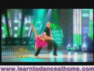 Strictly Come Dancing – Alesha Dixon – Salsa Dancing