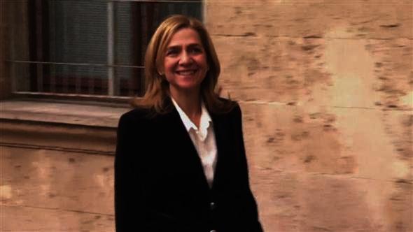 Ningú creu en la paraula de la Infanta Cristina