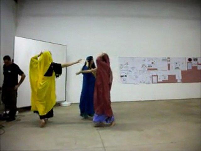 """Iº Colóquio """"Educar para a Igualdade"""" – Dança Árabe do café"""
